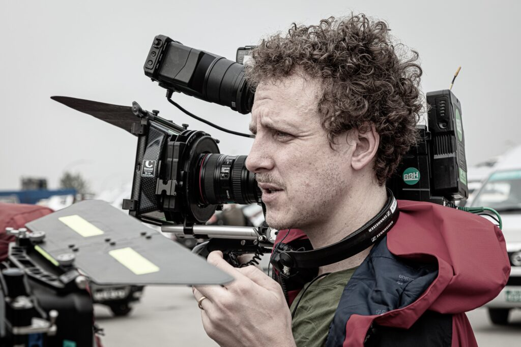 Director William Johansson
